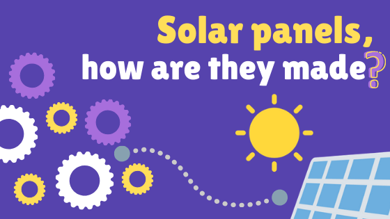 are solar panels made banner