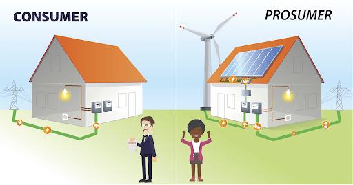 prosumer vs consumer energy